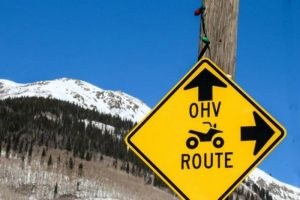 OHV Route