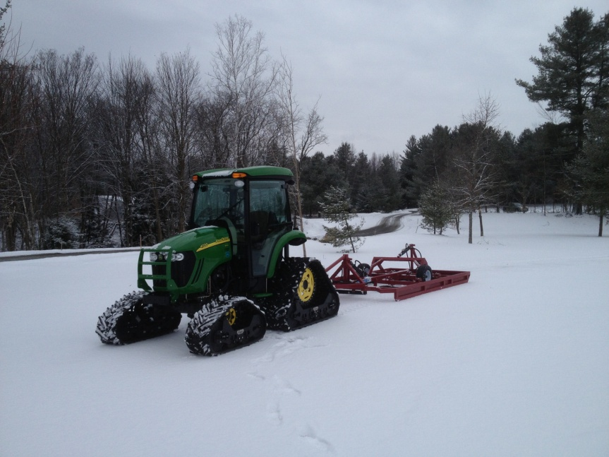 Farm Tractor Conversion