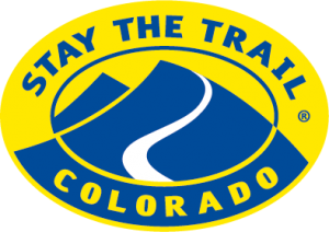 Stay the Trail Colorado logo