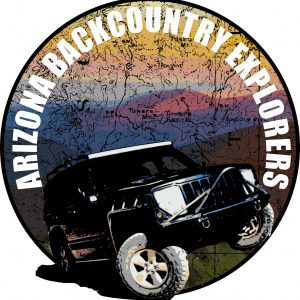 Arizona Backcountry Explorers logo