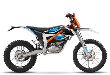 KTM electric motorcycle